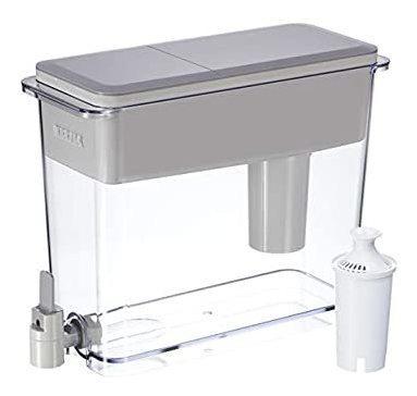Dispensador De Agua Ultramax De Brita Con 1 Filtro