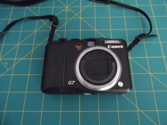 Câmera Canon G7