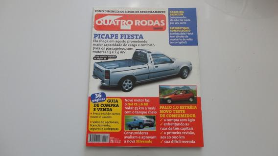 Revista Quatro Rodas # Número 442 Ano 1997 # Ótimo Estado