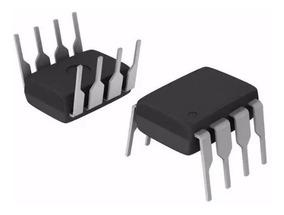 Amplificador Operacional Mcp6002-i/p - 10 Unidades