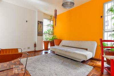 Apartamento No 9º Andar Mobiliado Com 2 Dormitórios - Id: 892936636 - 236636
