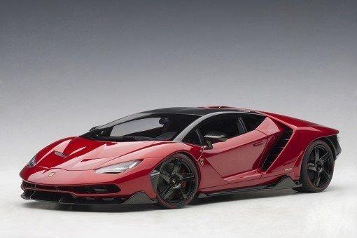Lamborghini Centario Rosso Efesto 1/18 Autoart