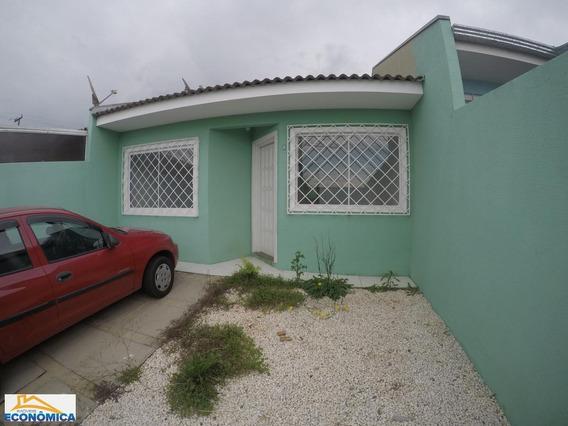 Casa Para Venda Em Fazenda Rio Grande, Iguaçu, 2 Dormitórios, 1 Banheiro, 1 Vaga - 1164_2-1057138