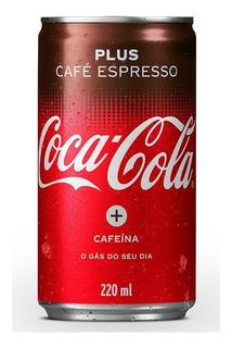 Refrigerante Coca-cola Café Expresso 220ml