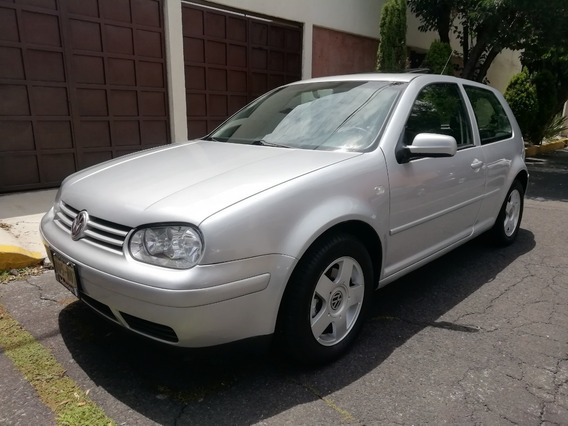 Volkswagen Golf Gti 2.0l 2000 Impecable