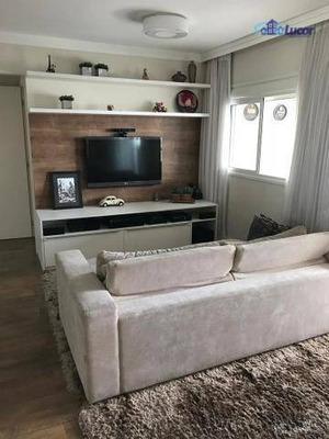 3 Dormitórios Com Terraço Gourmet - Ap3207