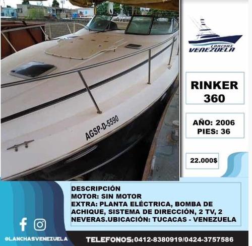 Rinker Lv78