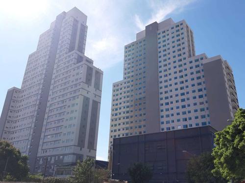 Imagem 1 de 15 de Apartamento - Padrão, Para Venda Em São Paulo/sp - Benx Cambuci Ap0157
