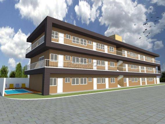 Apartamento Com 2 Dorms, Praia Do Sapê, Ubatuba - R$ 265 Mil, Cod: 906 - V906