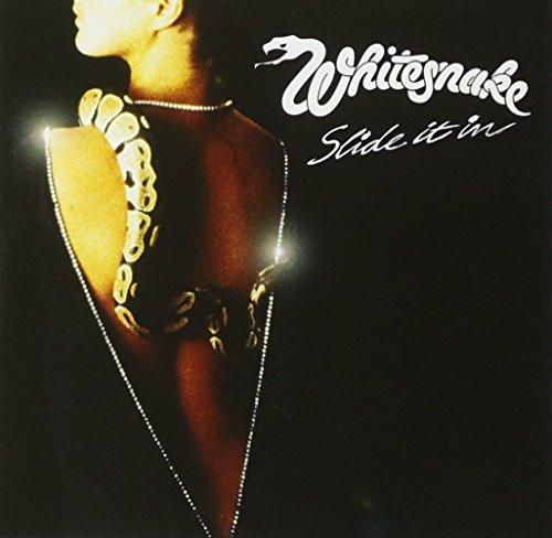 Cd : Whitesnake - Slide It In (cd) (2527)