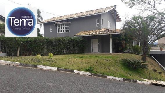 Casa Residencial Para Venda, Parque Das Artes, Granja Viana. - Ca1654