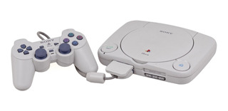 Consola Psone Play Station Slim Sin Uso Conservada