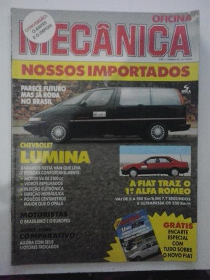 Revista Oficina Mecânica - N° 49 - Frete Grátis