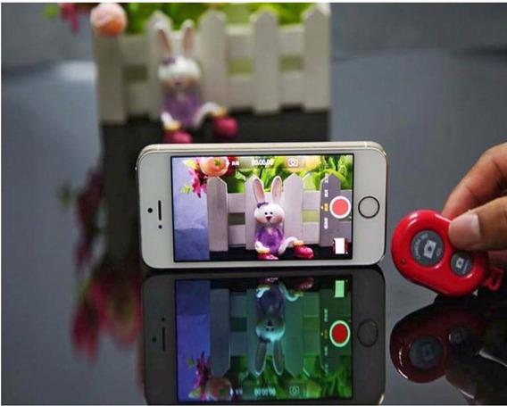 Controle Remoto Para Foto Bluetooth Celular Smarthphone