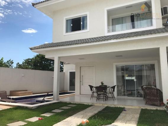 Riviera Del Sol Casa 4 Quartos Recreio - Ca0132