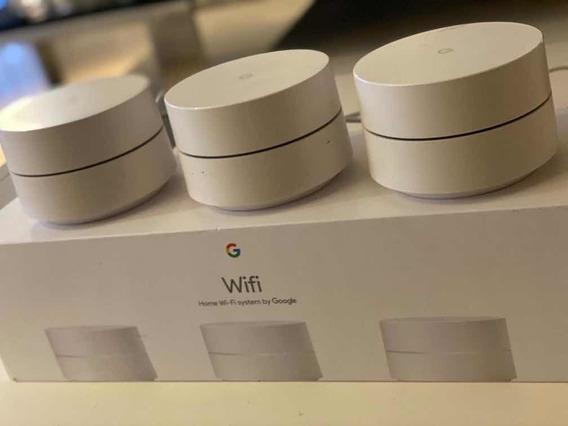 3 Google Wi-fi