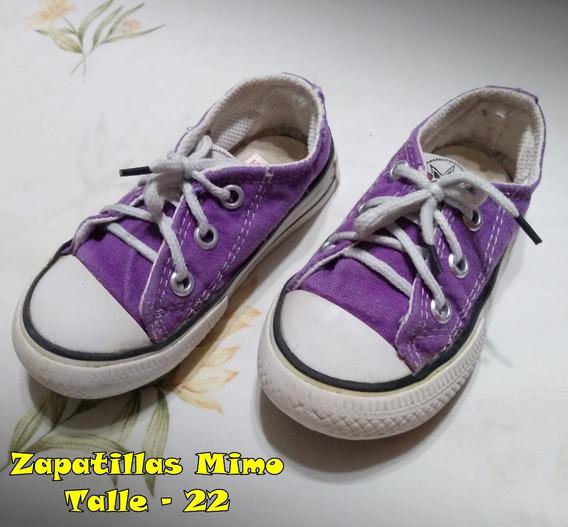 Zapatillas Mimo, Niño - Talle 22 - Buenas - Caba/ituzaingo.