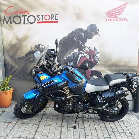 Yamaha Super Tenere Xt1200 Z Azul 2011