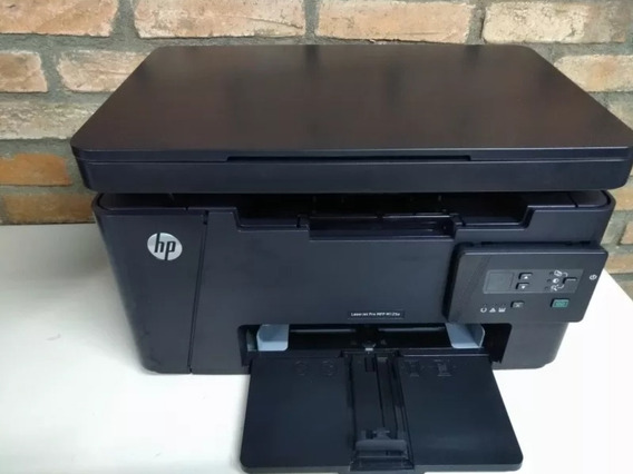 Impressora Multifuncinal Hp Laserjet Pro Mfp M125a
