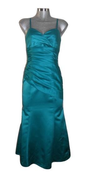 Da Vinci Vestido De Fiesta Sirena Talla 6 Nuevo Envío Gratis