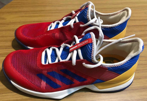 Zapatillas adidas Adizero Ubersonic 3 Pharrell Williams