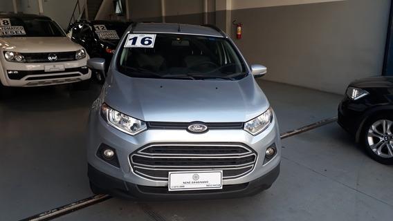 Ford Ecosport 1.6 16v Se Flex 5p 2016
