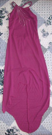 Vestido Violeta Fiesta Negociable