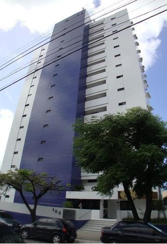 Imagem 1 de 17 de Apartamento À Venda, 50 M² Por R$ 220.000,00 - Brisamar - João Pessoa/pb - Ap0635