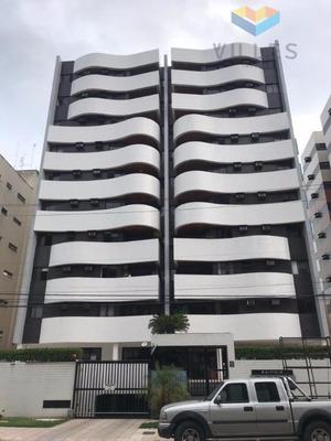 Apartamento Residencial À Venda, Ponta Verde, Maceió. - Ap0402