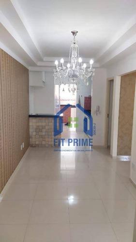 Casa Com 3 Dormitórios À Venda, 90 M² Por R$ 280.000,00 - Parque Da Liberdade Iii - São José Do Rio Preto/sp - Ca2593