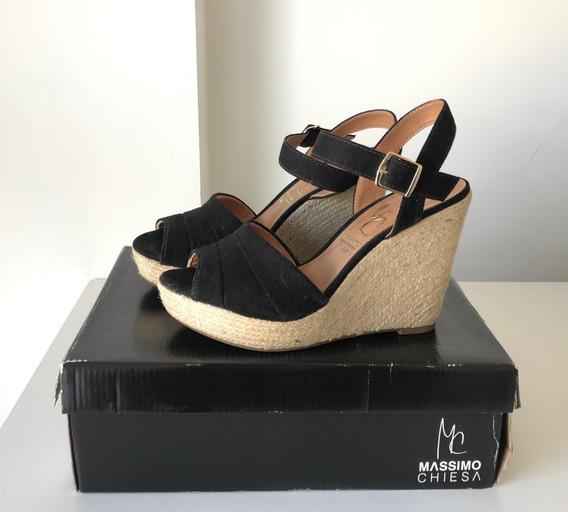 Zapatos Massimo Chiesa Originales | [ Excelente Estado ]