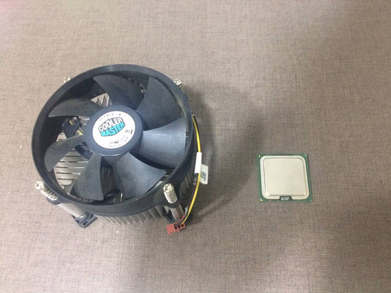 Processador Intel Celeron D 331 2.6ghz Lga 775 Com Cooler