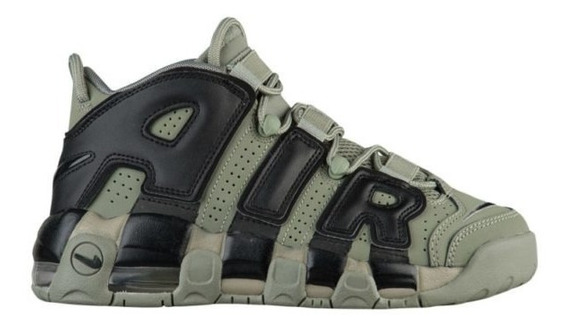Nike Air More Uptempo Dark Stucco - Jordan