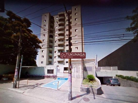 Apartamento Com 1 Dormitório À Venda, 48 M² Por R$ 245.000 - Macedo - Guarulhos/sp - Ap2843