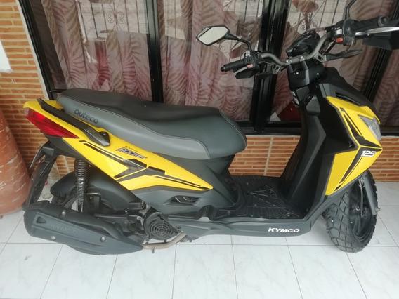 Vendo Moto Kymco Rocket 125