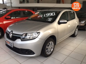 Sandero 1.6 Expression 8v Flex 4p Manual