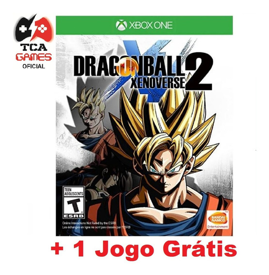 Dragon Ball Xenoverse 2 Xbox One Mídia Digital