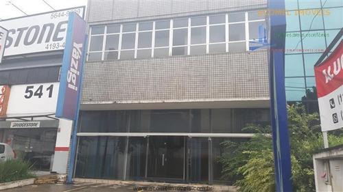 Imagem 1 de 29 de Prédios Comerciais Para Alugar  Em Barueri/sp - Alugue O Seu Prédios Comerciais Aqui! - 1452684