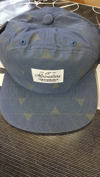 Gorra Alpinestars Ensenada Azul Killamet