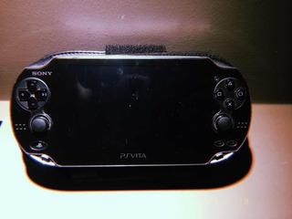 Consola Psvita + Estuche Original + Fifa Soccer 2013