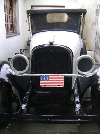 Picape Chevrolet 1928 Chamada De Caixa De Fosforo