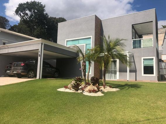 Casa Duplex Cond. Parque Das Garças Ii / Atibaia Ca-485