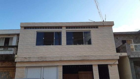 Casa Com 2 Dorms, Tancredo 1, São Vicente - R$ 185 Mil, Cod: 54744755 - V54744755
