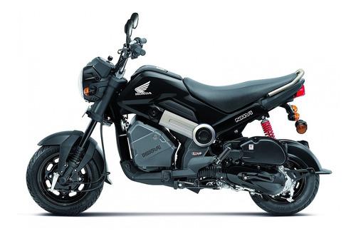 Moto Honda Navi 110 Automática - Negro