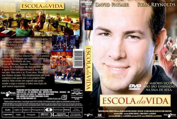 Dvd Escola Da Vida *original *
