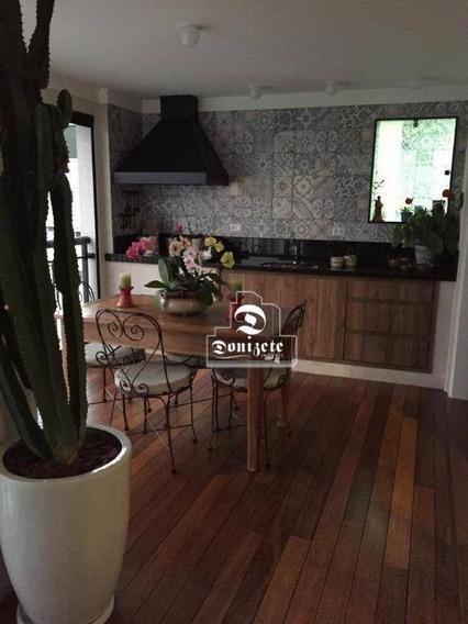 Apartamento Com 3 Dormitórios À Venda, 150 M² Por R$ 1.588.000,00 - Jardim Bela Vista - Santo André/sp - Ap13739