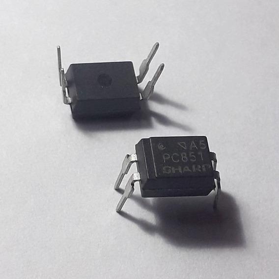 Kit 1 Pç Tny277pn, 2 Acopladores Pc817 E 2 Acopladores Pc851