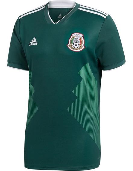Playera Selección Mexicana Local 2018 ¡envío Gratis!