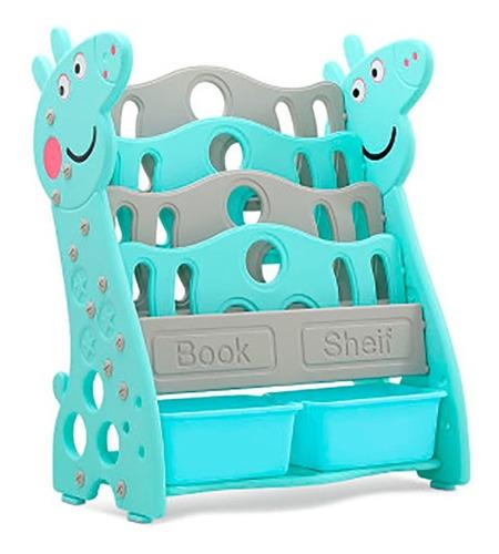Imagen 1 de 6 de Librero Infantil / Librero Para Niños / Juguetero Para Niños