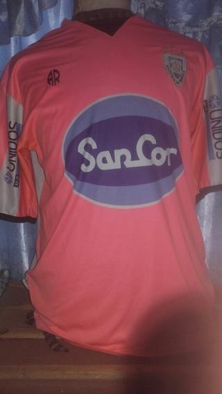 Camiseta Reusch Atletico Rafaela Suplente Naranja